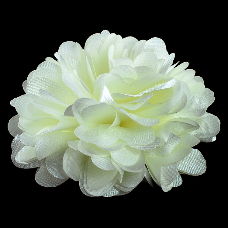 Artificial Flower Brooch Pin