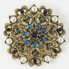Antique brooches