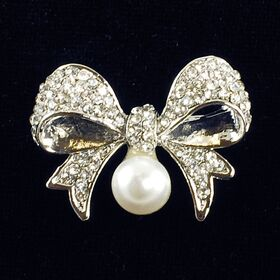Bow Brooches