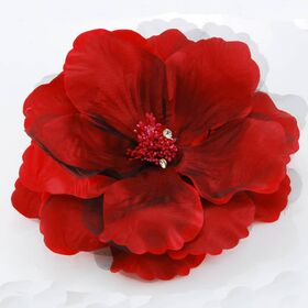 Artificial Flower Brooch