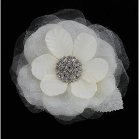 Bridal Organza Flower