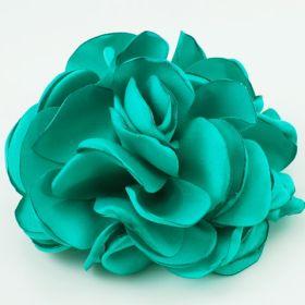 Fabric Flower Brooch