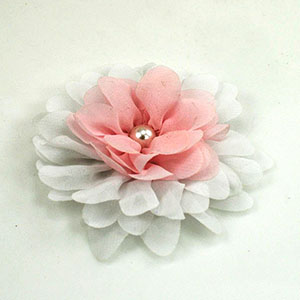 DIY Easter Decoration with Artificial Flower