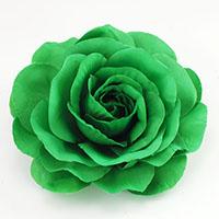 Green Flower for St Patrick's Day