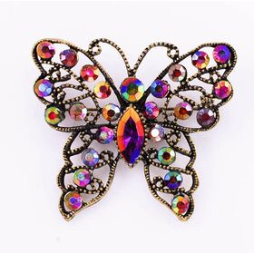 Wholesale Butterfly Brooches