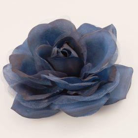 Rose flower pin