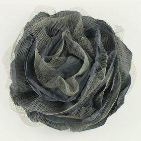 Fabricl Flower Brooch
