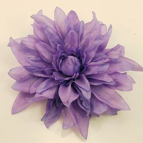 Large Fabric Flower Pin