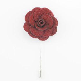 Floral Lapel Pin