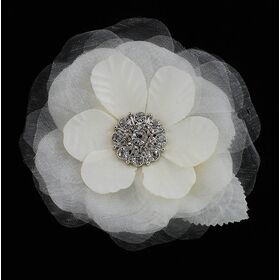 Bridal Organza Flower