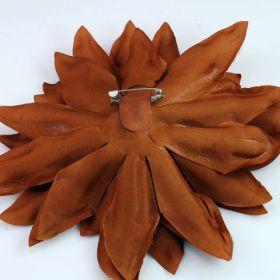Flower pin for women
