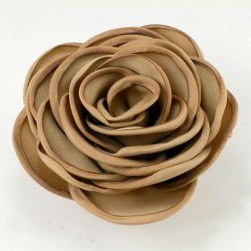 Silk Fabric Flower PIn