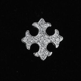 Cross ShapeTie Tack