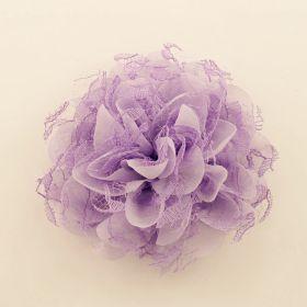 Purple Lace Flower