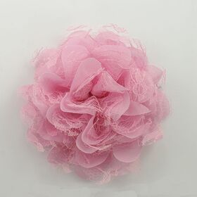 Lace flower Pin
