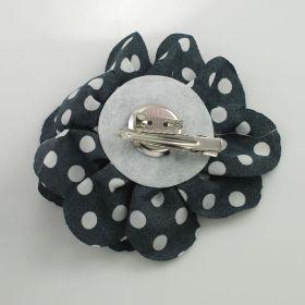 polka dot flower