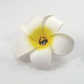 Tropical hair flower pin