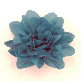 Chiffon Flower Pin