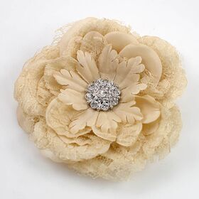Flower Brooch Pin