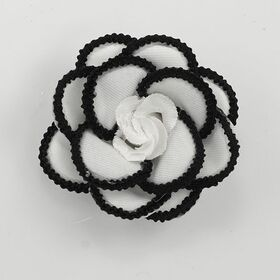 Crochet Edge Flower