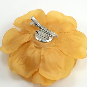 Organza Flower PIn