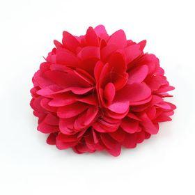 Fuchsia Satin Flower