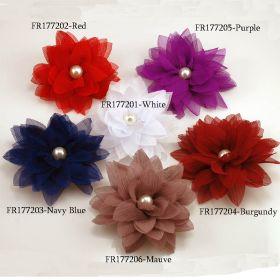 Chiffon Flower