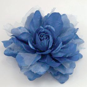Large Fabric Flower